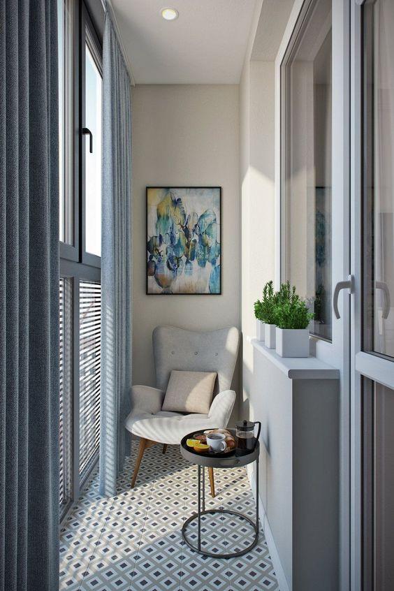 Французский балкон (2)
