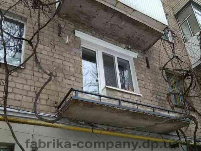 Каркас под французский балкон