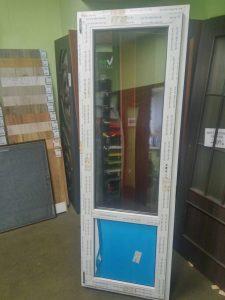 Дверь балконная Rehau 60, 4-16-4, 700х2050