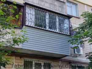 Балкон ж/м Коммунар