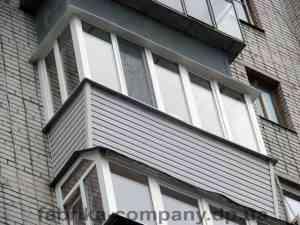 Балкон по ул.Володарского